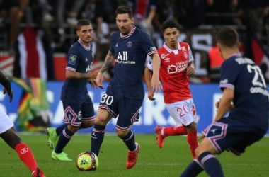 Messi y su debut en el PSG